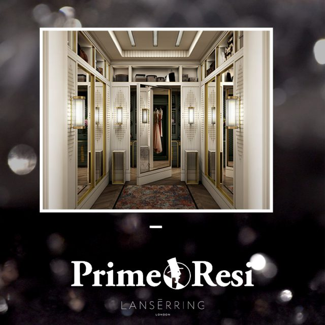 dressing room concept covered by prime resi